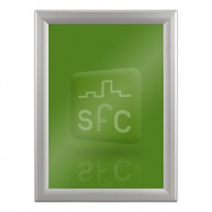 A0 Weather Resistant Snap Frame 35mm